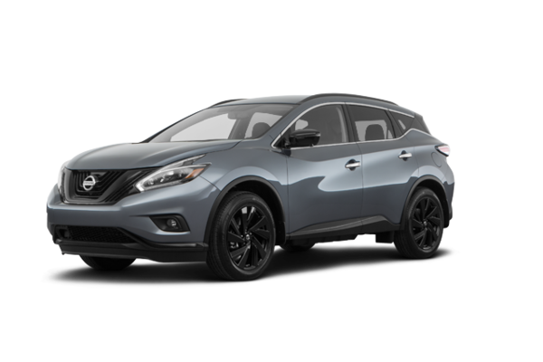 2018 Nissan Murano Midnight Edition AWD CVT