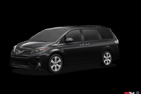 2018 Toyota Sienna SE