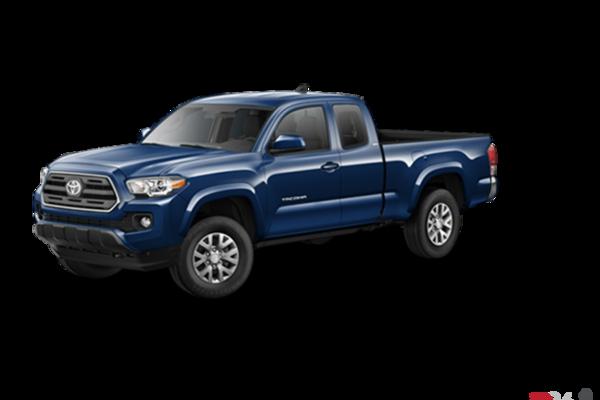2018 Toyota Tacoma 4X4 ACCESS CAB 6A