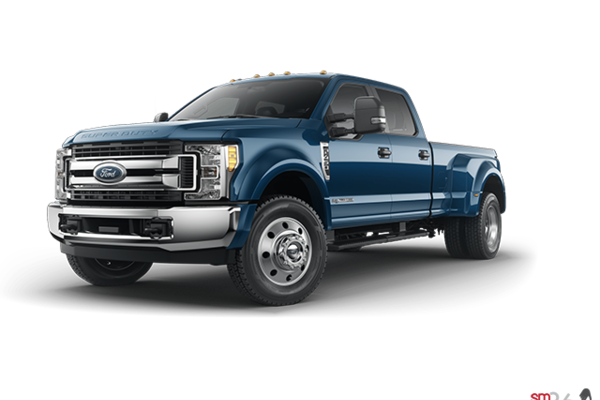 2018 Ford Super Duty F-450 XLT