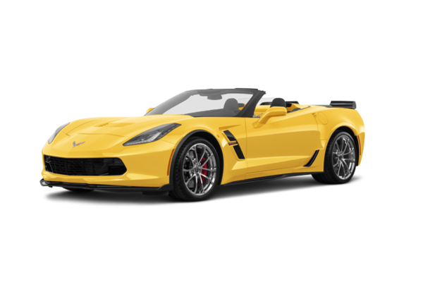 2018 Chevrolet Corvette Convertible Grand Sport 3LT