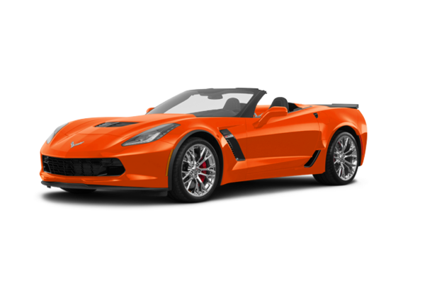 2018 Chevrolet Corvette Convertible Z06 3LZ