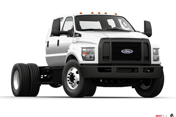 2018 Ford F-750 SD TRACTOR