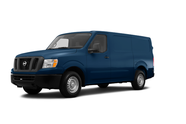 2018 Nissan NV Cargo 1500 S