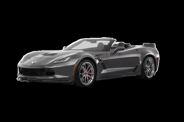 2019 Chevrolet Corvette Convertible Grand Sport 3LT