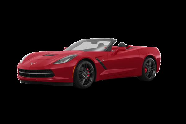 2019 Chevrolet Corvette Convertible Stingray 1LT