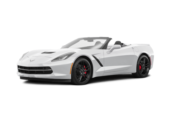 Chevrolet Corvette Cabriolet Stingray 2LT 2019
