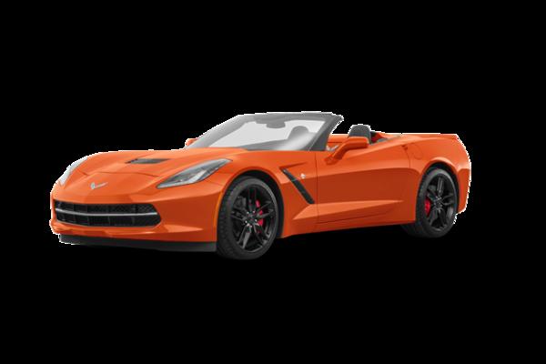 2019 Chevrolet Corvette Convertible Stingray Z51 3LT