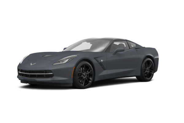 2019 Chevrolet Corvette Coupe Stingray 2LT