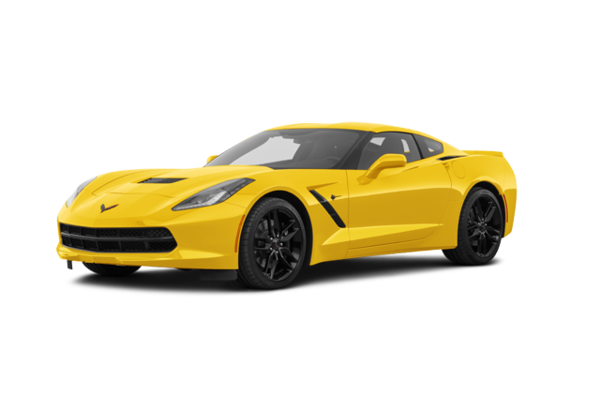 2019 Chevrolet Corvette Coupe Stingray Z51 3LT