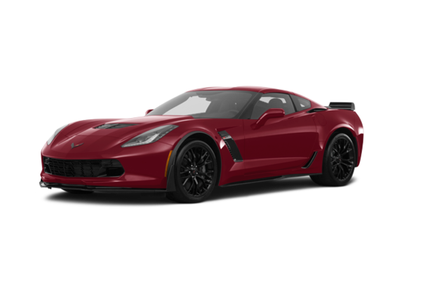 2019 Chevrolet Corvette Coupe Z06 1LZ