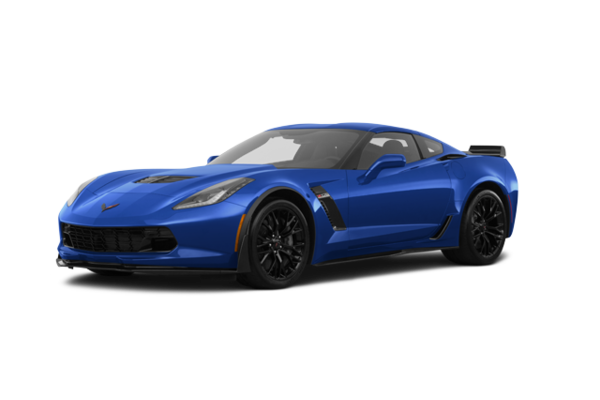 2019 Chevrolet Corvette Coupe Z06 2LZ