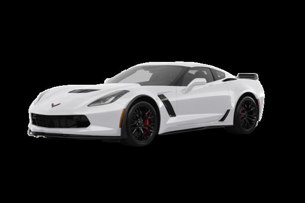 Chevrolet Corvette Coupé Z06 3LZ 2019