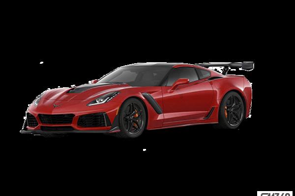 2019 Chevrolet Corvette ZR1 3ZR