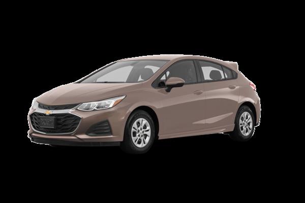2019 Chevrolet Cruze Hatchback LS