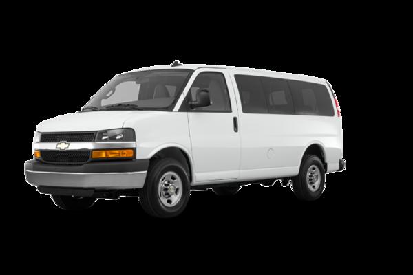 Chevrolet Express 2500 TOURISME LS 2019