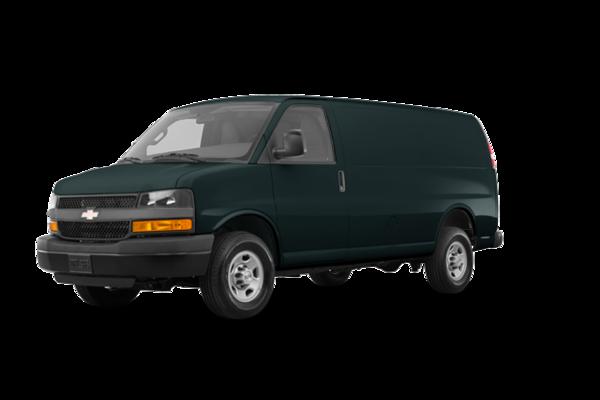 2019 Chevrolet Express 3500 CARGO