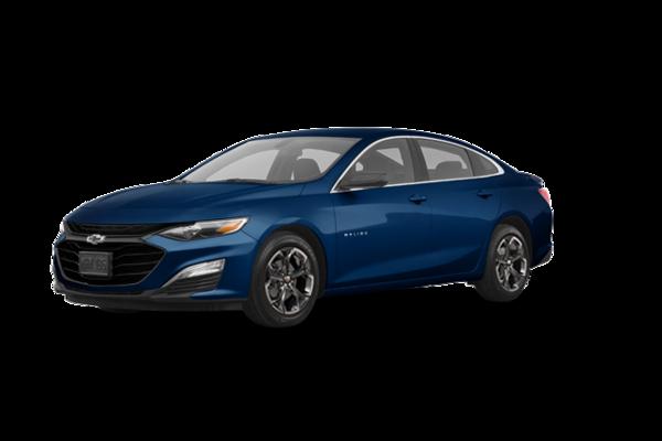 2019 Chevrolet Malibu RS