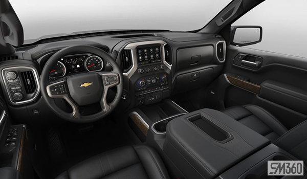 2019 Chevrolet Silverado 1500 High Country Starting At 61745 0