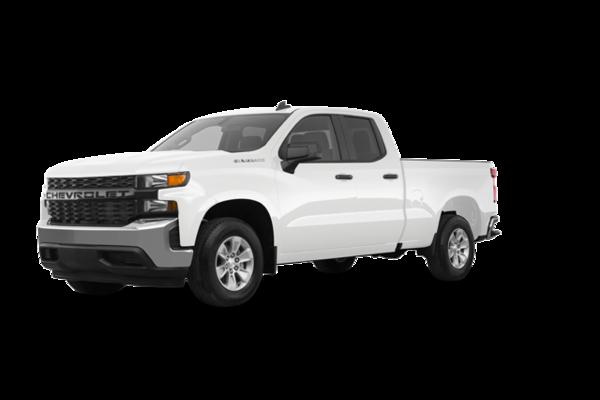 Chevrolet Silverado 1500 WT 2019 - À partir de 29360.0 ...