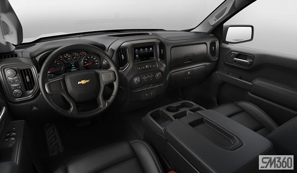 Surprising 2019 Chevrolet Silverado 1500 Wt Starting At 29360 0 Machost Co Dining Chair Design Ideas Machostcouk