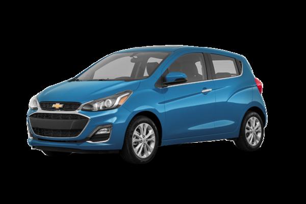 2019 Chevrolet Spark 2LT