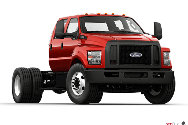 2019 Ford F-650 SD Diesel Tractor