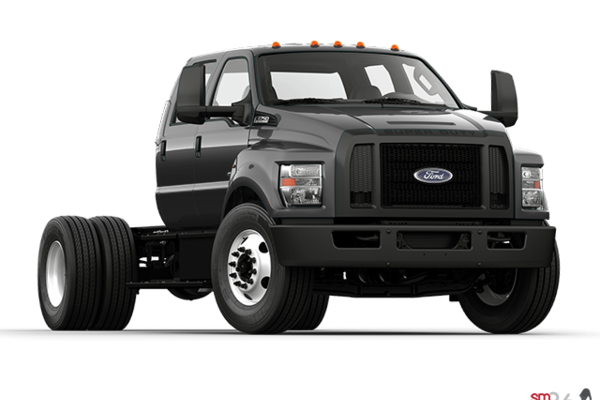 2019 Ford F-750 SD Gas Straight Frame