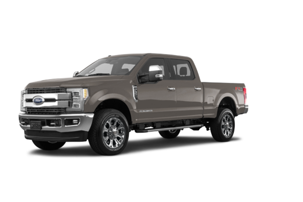 2019 Ford Super Duty F-350 KING RANCH