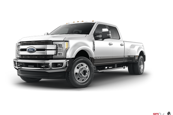 2019 Ford Super Duty F-450 KING RANCH