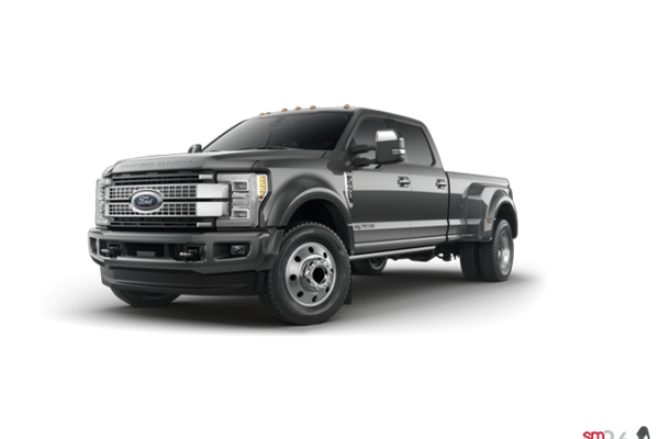 2019 Ford Super Duty F-450 PLATINUM
