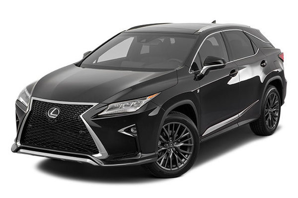 Lakeridge Auto Gallery | The 2019 RX 350 F SPORT in Ajax