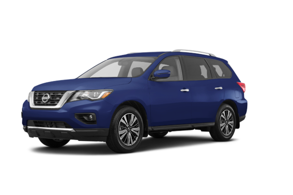 2019 Nissan Pathfinder SV TECH