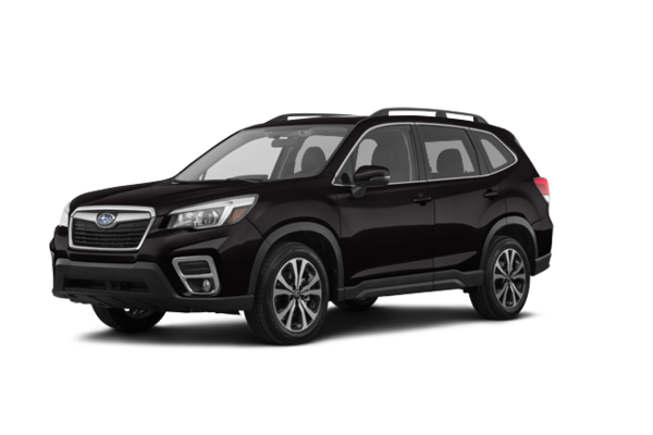 2019 Subaru Forester Limited With Eyesight From 39520 0 Subaru