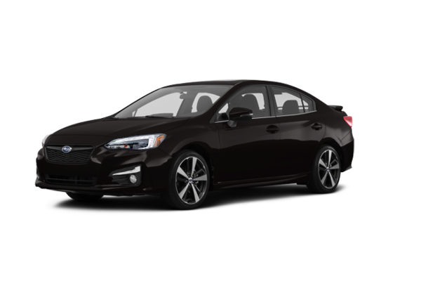 2019 Subaru Impreza 4-door Sport-tech