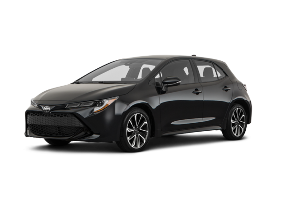 2019 Toyota Corolla Hatchback SE Upgrade
