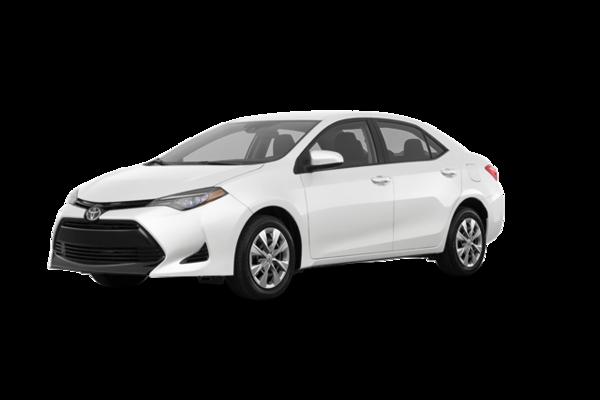 2019 Toyota Corolla LE ECO CVT
