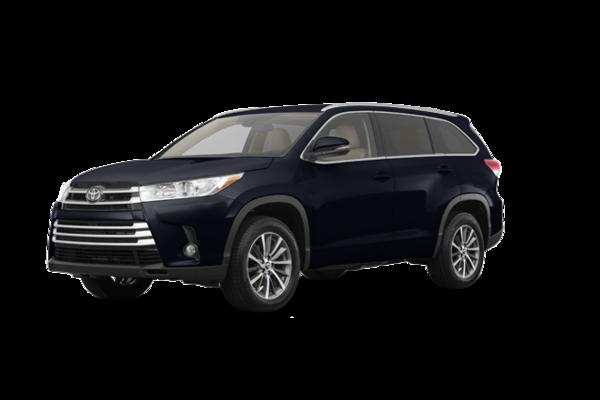 2019 Toyota Highlander XLE V6 AWD