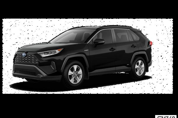 2019 Toyota RAV4 Hybrid LE