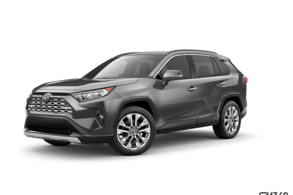 2019 Toyota RAV4 AWD LIMITED