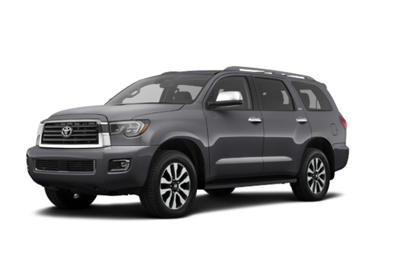 2019 Toyota Sequoia LIMITED 5,7L