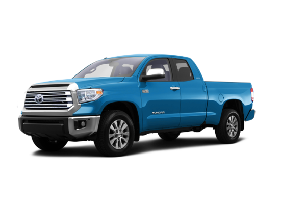 Toyota Tundra 4x4 cabine double limited 5,7L 2019