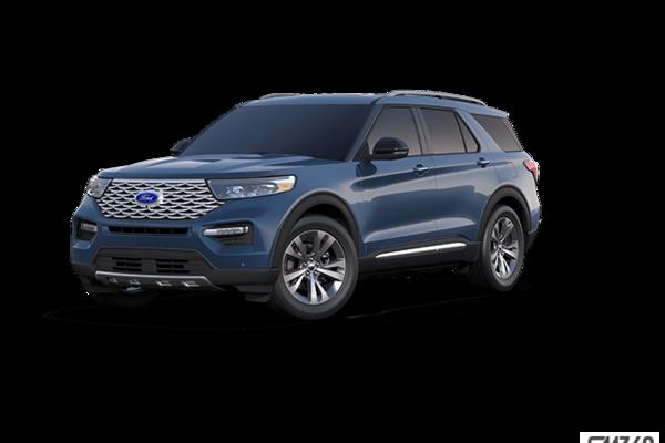 2020 Ford Explorer Platinum From 65564 0 Vickar Ford