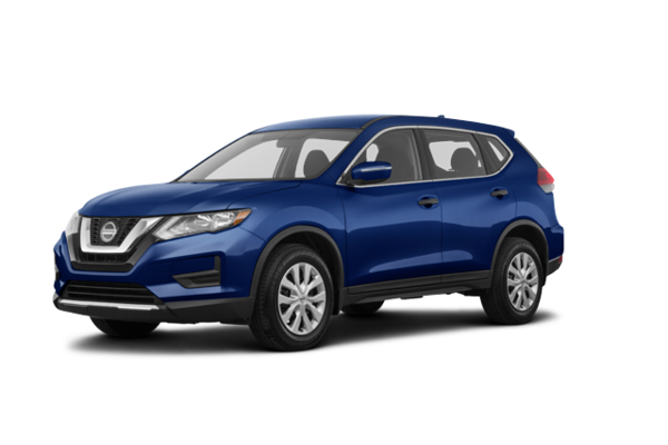 Nissan Rogue AWD S 2020