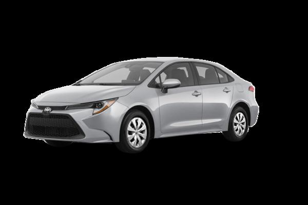 2020 Toyota Corolla L 6M