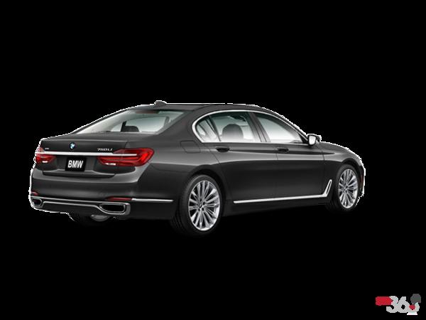 BMW 7 Series Sedan 2016