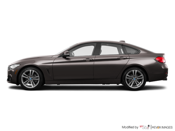 BMW 4 Series Gran Coupe 2017