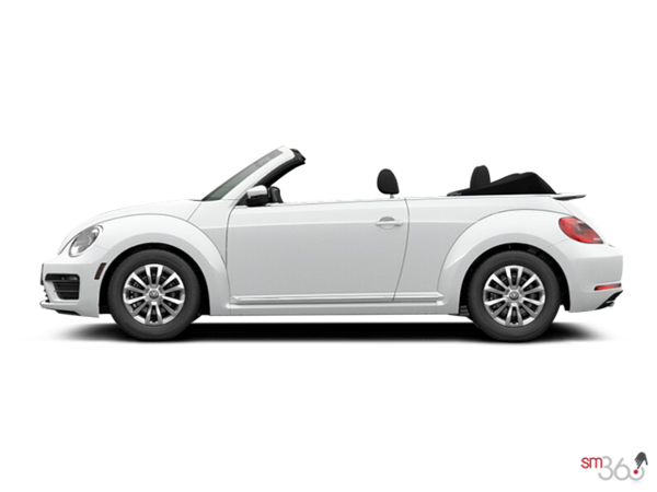 Volkswagen Beetle décapotable 2017