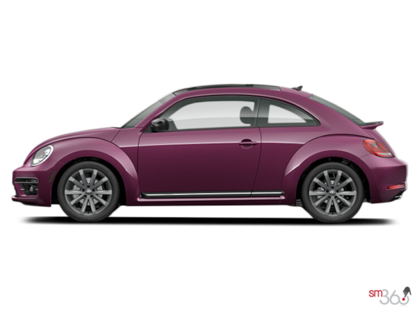 volkswagen beetle pink 2017 starting at 28 659 taxes st