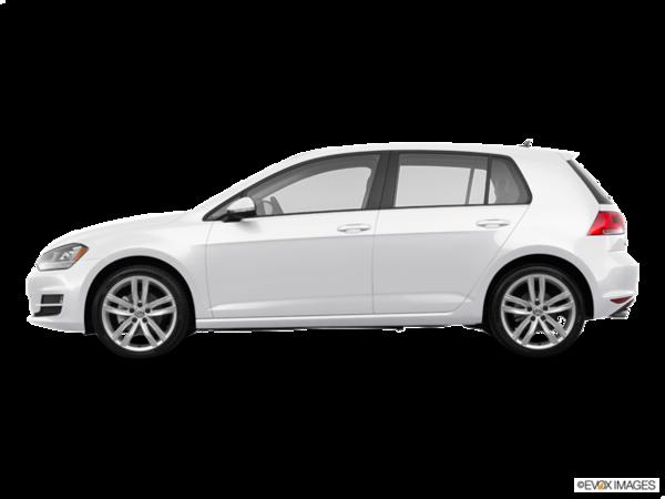 Volkswagen Golf 5-door 2017